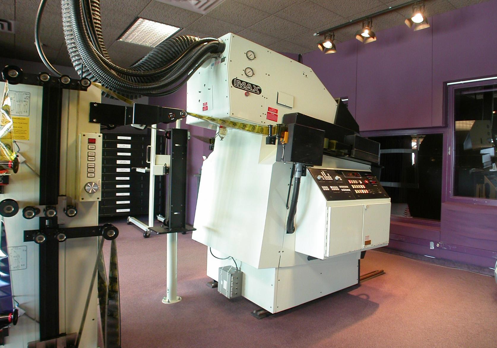 Sudbury IMAX analog